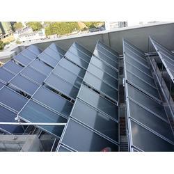 恒阳科技(图)|太阳能热水器工程厂|汉南太阳能热水器工程图片