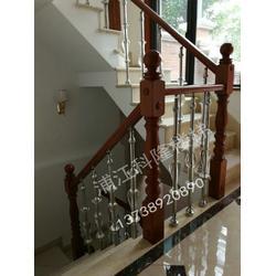 永康楼梯水晶立柱-科隆楼梯质量保证-楼梯水晶立柱图片