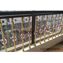 酒店水晶立柱-科隆楼梯专业厂家-酒店水晶立柱厂家
