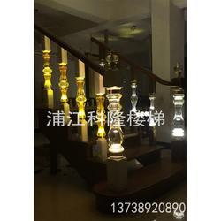 水晶扶手商-水晶扶手-科隆楼梯质量保证图片
