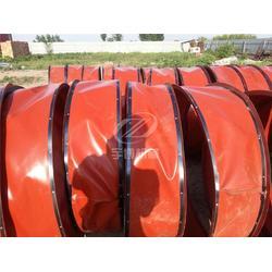 耐高温风机软风管厂家|宇博机械|软风管图片