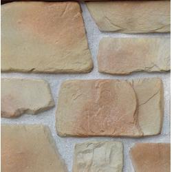 水泥文化石外墙施工(咨询)太原水泥文化石-水泥文化石施工流程图片