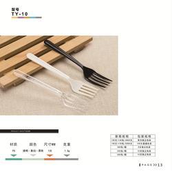 湛江一次性塑料叉|一次性塑料叉定制|天誉1站式(优质商家)图片