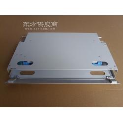 机架式12芯 ODF光纤配线箱19英寸机柜图片