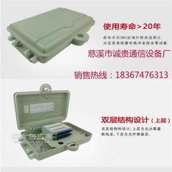 32芯SMC光纤分线箱分光箱图片