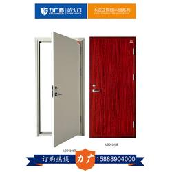木质防火门尺寸|覆膜板木质防火门|力广门窗精选品质图片