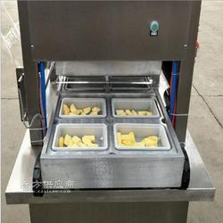 橄榄菜碗式充氮气盒式包装机盒式包装机原理祥隆直销图片