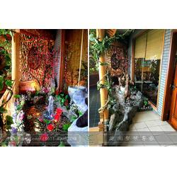 私家花园设计、衢州私家花园、杭州一禾园林图片