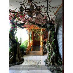 一禾园林值得信赖-浙江私家花园-私家花园设计与施工图片