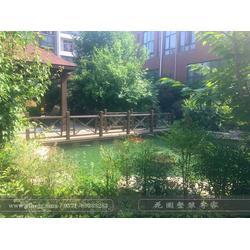 南京别墅庭院、杭州一禾园林景观、别墅庭院设计图片
