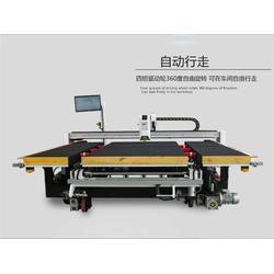 香港玻璃切割机|奥大力科技|全自动异型玻璃切割机图片
