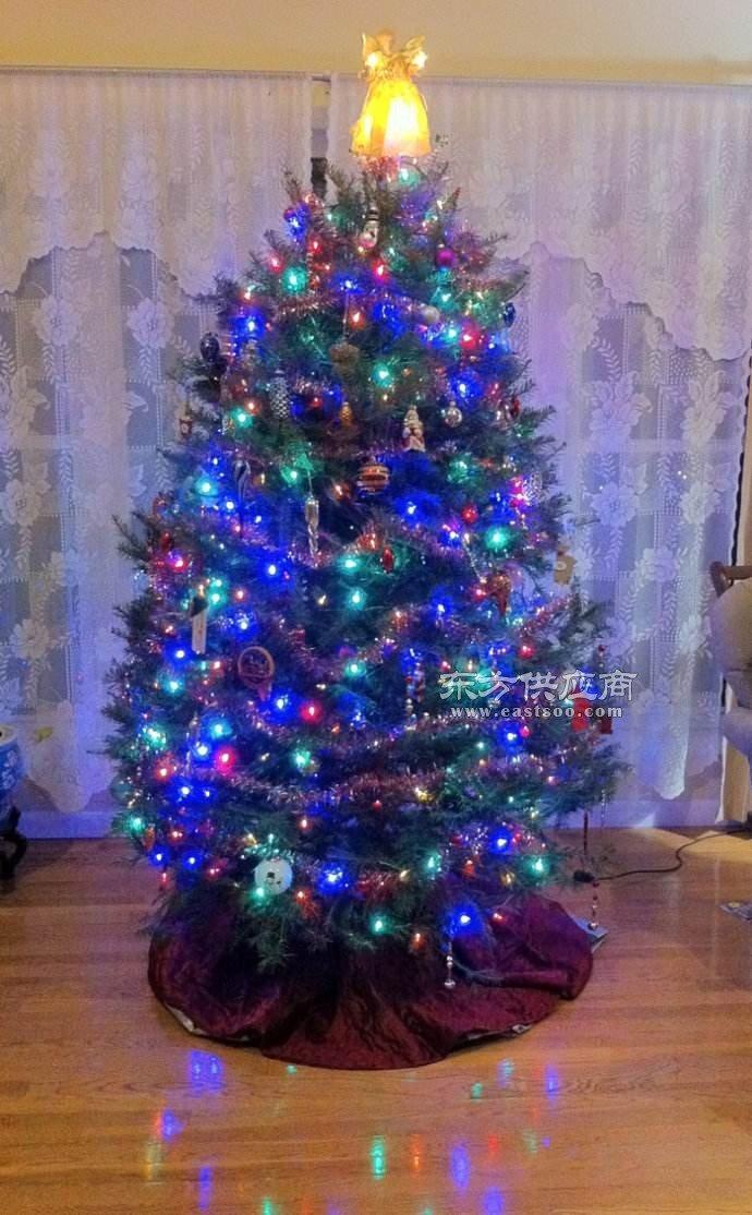 圣诞树出售圣诞树全国供应出售图片
