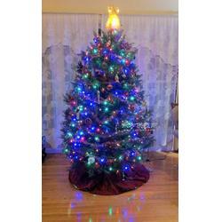 圣诞树厂家大型圣诞树出售图片