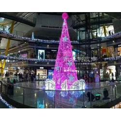 圣诞节做什么会赚钱 你在考虑梦幻灯光节出租吗图片