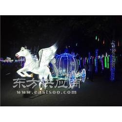 梦幻灯光节出租怎么样做成一场完美的灯光节展览图片