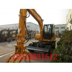 沃尔华DLS880-9A 7.2吨轮式蔗木装载机图片