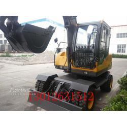 沃尔华DLS875-9M,7吨轮式挖掘机,全进口液压系统品质可靠图片