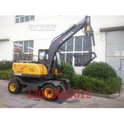 出售新款轮式挖掘机沃尔华DLS875-9M轮式挖掘机图片