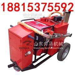 进口配置沥青路面灌缝机 拖挂式沥青灌缝机厂家图片