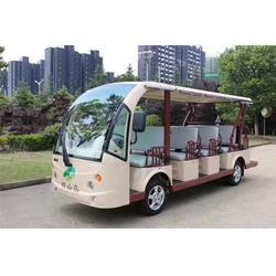 北京海淀区电动观光车-致尚伟业-景区电动观光车图片