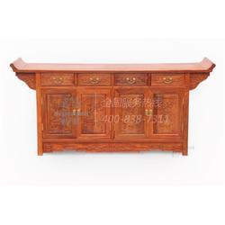 浙江非洲酸枝木餐桌、定做非洲酸枝木餐桌、老雕匠家具图片
