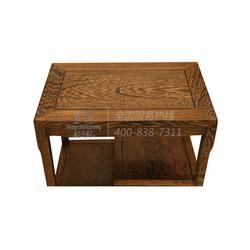 东阳红木办公靠背椅-红木办公靠背椅找哪家-老雕匠家具图片
