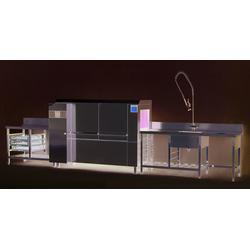 全自动洗碗机品牌-温州全自动洗碗机-莱克尔清洗设备销售图片