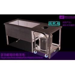 食堂洗碗机-莱克尔清洗设备销售-食堂洗碗机厂家图片