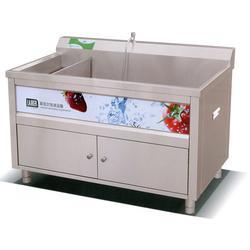 通化商用洗菜机,商用洗菜机哪家好,豪霸洗涤(优质商家)图片