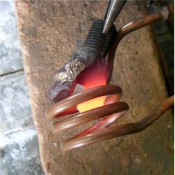 郑州领诚电子 手握高频钎焊机-白城高频钎焊机图片