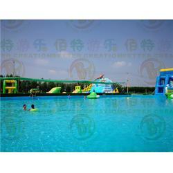 黑龙江充气水上乐园哪里买、充气水上乐园、【佰特游乐】图片
