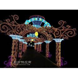 冬季灯光节出租灯光节租赁冬季主题灯光节出售图片