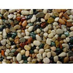 贵州盆景填充用鹅卵石、市石磊园林奇石公司图片