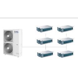 格力中央空调工程、威酷机电实力商家、肇庆格力中央空调图片