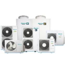 中山海信空调,威酷机电专业安装,海信空调装修图片