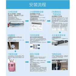 广州格力中央空调厂家-威酷机电-番禺区广州格力中央空调图片