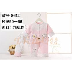 铁岭婴幼儿套装,宝贝福斯特款式齐全,婴幼儿套装加盟图片