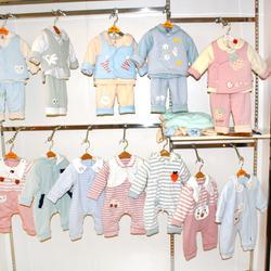 婴幼儿棉服新款、黄冈婴幼儿棉服、宝贝福斯特婴幼装选购图片