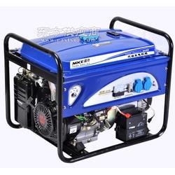 稀土永磁8kw开架式小型汽油发电机NK-8000诺克品牌图片