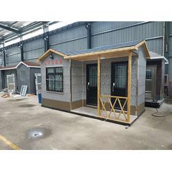 移动环保厕所-驻马店移动环保厕所定制 郑州青之谷图片