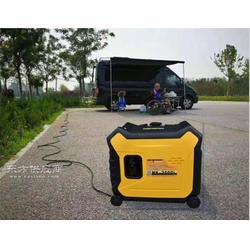 进口诺克3kw静音车载汽油发电机双十二活动中双十一图片