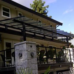 阳光房|不锈钢 耐力板 阳光房|新建装璜(优质商家)图片