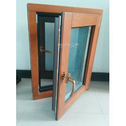铝包木门窗产品结构组成图片