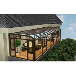 贝科利尔高端设计阳光房铝木复合阳光房图片