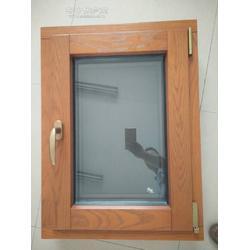 贝科利尔98铝包木内开内倒系统窗图片
