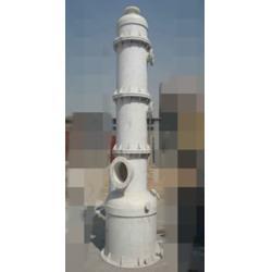 尾气吸收塔_塑料尾气吸收塔_广景化工设备(优质商家)图片