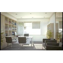 光谷生物城办公室装修-办公室装修-鑫撼翔装饰图片