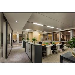 100平办公室装修费用-新洲区办公室装修-鑫撼翔装饰