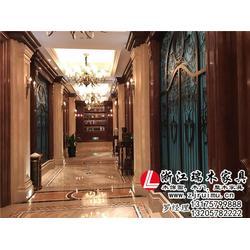 瑞木家具质量立足市场 护墙板厂-上海护墙板图片