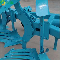 鸡西市翻转犁、禹城乐源机械、4铧翻转犁多少钱图片